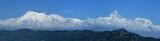 Der Annapurna im Himalaya Nepal