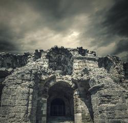 Historical Ruins@Side-Antalya