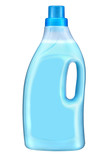 Softener bottle