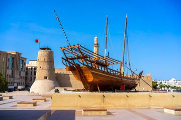 Al Fahidi Fort (1787), home to the Dubai Museum