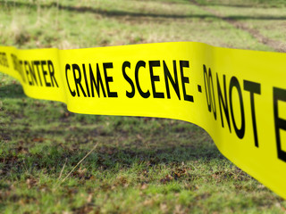 Crime Scene Cordon