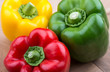 Fresh vegetables - Bell Peppers