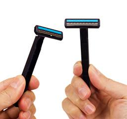 Blade shavers