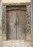 Viking door