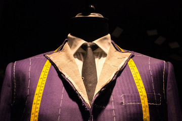 Suit on Tailor's Dummy (2)