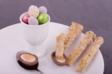 Easter Egg Breakfast