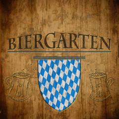 Echt Bayrischer Biergarten
