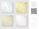 Seamless Patterns Collection Applied on Pillows
