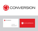 Conversion logo