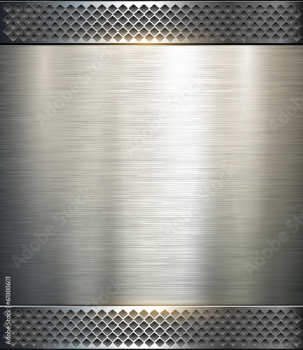 Background metallic
