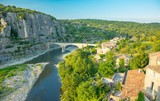 Balazuc en Ardèche, plus beau village de France