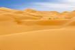 canvas print picture - Erg Chebbi Wüste, Marokko