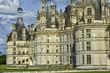 Постер, плакат: renaissance castle of Chambord in Loir et Cher
