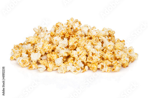 Popcorn heap