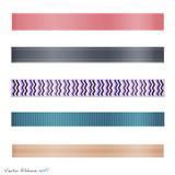 Fototapety Ribbons, Vector Illustration