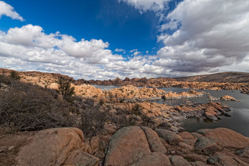 AZ-Prescott-Granite Dells-Watson Lake