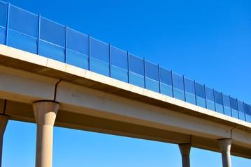 Puente de hormigón