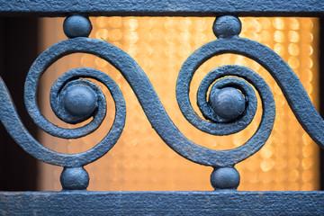 ferro battuto venezia 1002