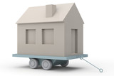 Simple 3D House transportation