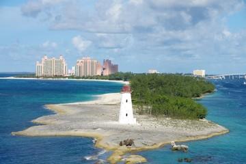 phare à Nassau au Bahamas