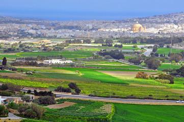 Maltese landscape