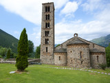 Romanesque church of Sant Climent de Taull, Catalonia, Spain