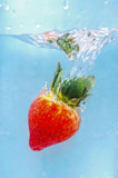 Diving Strawberry