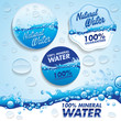 natural water and mineral water - 61824481