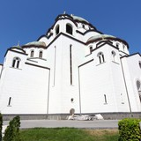Belgrade - Saint Sava cathedral