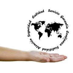 Conceptos de la empresa competitiva en acción internacional