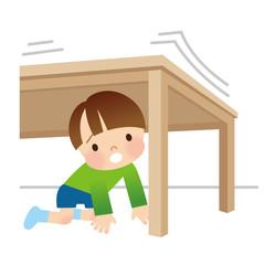 防災・地震 避難訓練