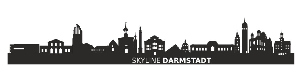 Skyline Darmstadt