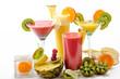 Fruchtige Smoothies und Cocktails mit Früchten :)