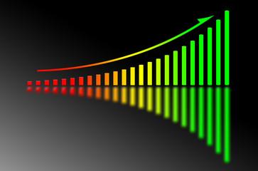 Yükselen Grafik