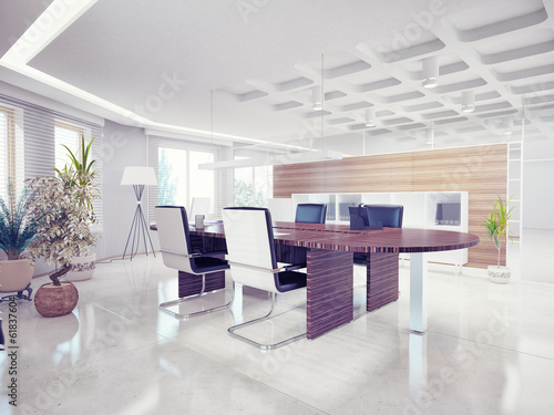 office interior 3d