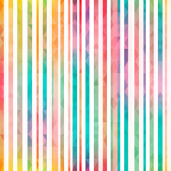 rainbow stripes seamless pattern