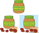 Peanut Butter. Set Collection