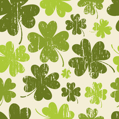 St. Patrick's Day Seamless Pattern