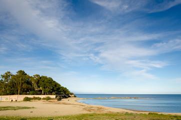 Sardegna, spiaggia di Nora