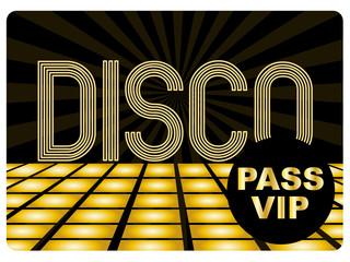 pass vip disco