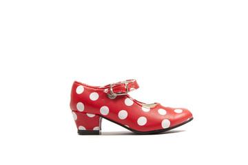 flamenco shoe.