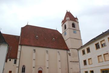 Der Dom zu St. Martin in Eisenstadt im Burgenland