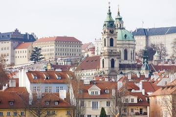 Prague Castle and Little Quarter, Prague, Czech Republic