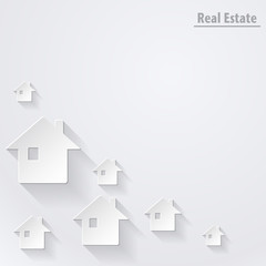 Real Estate background