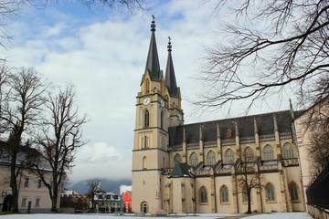 Münster des Stiftes Admont in der Steiermark