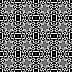 Design seamless monochrome helix movement snakeskin pattern. Abs