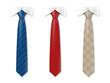 Cravates vectorielles 1 - 61847642
