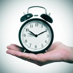 advancing clock