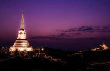 Phra Nakhon Khiri historical park, Thailand
