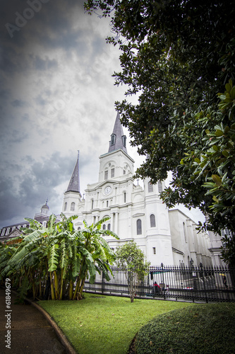 S. Louis Cathedral - New Orleans